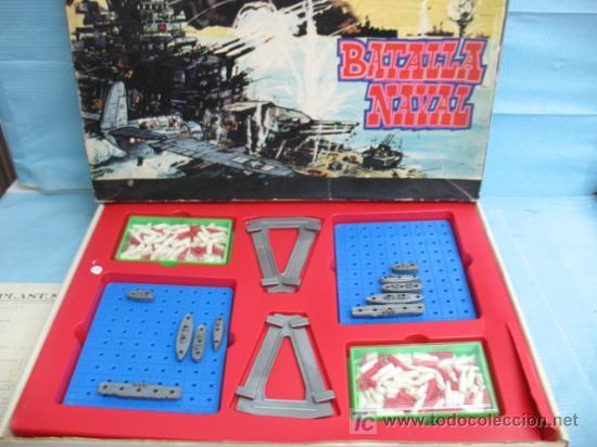 Juegos Antiguos: (MONTEPLAST) JUEGO BATALLA NAVAL - Foto 3 - 18549191
