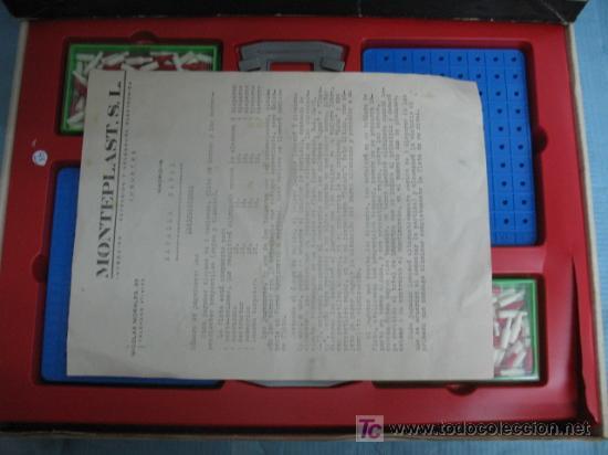 Juegos Antiguos: (MONTEPLAST) JUEGO BATALLA NAVAL - Foto 6 - 18549191