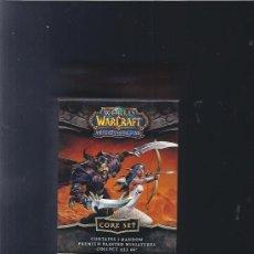 Juegos Antiguos: WORLD OF WARCRAFT CORE SET. Lote 18532887