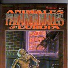 SHADOWRUN - ANIMALES PARANORMALES DE EUROPA - ED. ZINCO