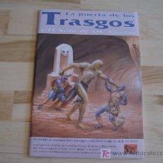 Juegos Antiguos: EL SEÑOR DE LOS ANILLOS - LA PUERTA DE LOS TRASGOS - JUEGO DE ROL - JOC INTERNACIONAL. Lote 26290273