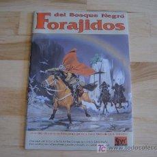 Juegos Antiguos: EL SEÑOR DE LOS ANILLOS - FORAJIDOS DEL BOSQUE NEGRO - JUEGO DE ROL - JOC INTERNACIONAL - PRECINTADO. Lote 26290274