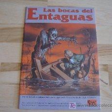 Juegos Antiguos: LAS BOCAS DEL ENTAGUAS - EL SEÑOR DE LOS ANILLOS JOC INTERNACIONAL - DESCATALOGADO! - ROL. Lote 26290232