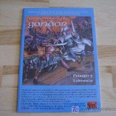 Juegos Antiguos: LOS SEÑORES DEL MAR DE GONDOR - EL SEÑOR DE LOS ANILLOS - JOC INTERNACIONAL - DESCATALOGADO! - ROL. Lote 26290234