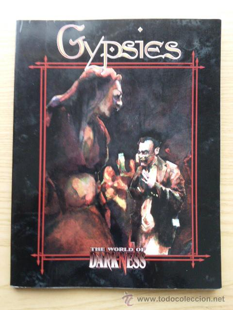 Juegos Antiguos: GYPSIES - THE WORLD OF DARKNESS - ROL - Foto 1 - 26522885