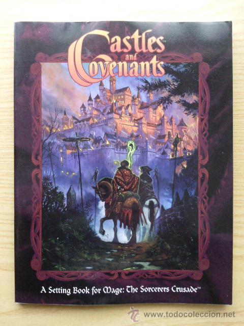 CASTLES AND COVENANTS - A SETTING BOOK FOR MAGE: THE SORCERERS CRUSADE - ROL (Juguetes - Rol y Estrategia - Juegos de Rol)