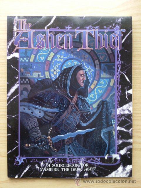THE ASHEN THIEF - A SOURCEBOOK FOR VAMPIRE: THE DARK AGES - ROL (Juguetes - Rol y Estrategia - Juegos de Rol)