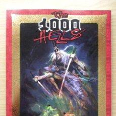 Juegos Antiguos: THE 1000 HELLS - ROL. Lote 26581479