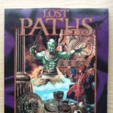 Juegos Antiguos: LOST PATHS - AHL-I-BATIN AND CAFTANI - ROL. Lote 26608894