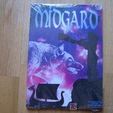 Juegos Antiguos: JUEGO DE ROL - MIDGARD - CAMPAÑA PARA UNIVERSO (CRONOPOLIS, 1ª EDICIÓN 1994) - PRECINTADO!. Lote 45864095
