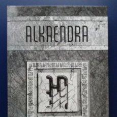 Juegos Antiguos: ALKAENDRA - LOS SUEÑOS PERDIDOS - FRANCISCO J. RIO LORDA - PUBLICADO POR ALKAENDRA - ROL. Lote 28752396