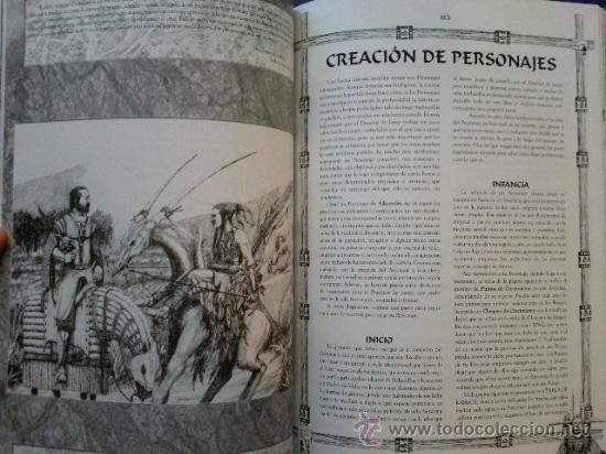 Juegos Antiguos: ALKAENDRA - LOS SUEÑOS PERDIDOS - FRANCISCO J. RIO LORDA - PUBLICADO POR ALKAENDRA - ROL - Foto 5 - 28752396