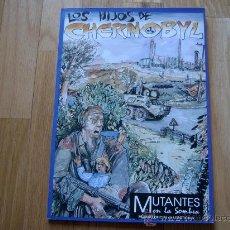 Juegos Antiguos: HIJOS DE CHERNOBYL - MÓDULO PARA MUTANTES EN LA SOMBRA - JUEGO DE ROL LUDOTECNIA 1ª EDICIÓN 1991. Lote 27249767