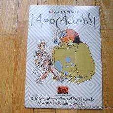 Juegos Antiguos: LOS CAZAFANTASMAS - APOCALIPSIS - JOC REF. 1203 - JUEGO DE ROL - DESCATALOGADO!. Lote 27249772