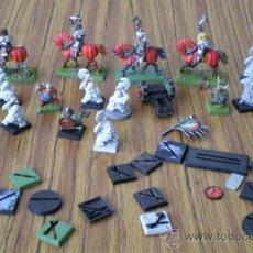 Juegos Antiguos: 19 - GUERREROS DE ROLL DE PLÁSTICO. Lote 24336773