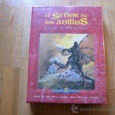 Juegos Antiguos: CAJA BÁSICA PRECINTADA JUEGO DE ROL EL SEÑOR DE LOS ANILLOS - JOC INTERNACIONAL REF. 3001. Lote 27534350