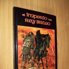 Juegos Antiguos: LIBRO DE ROL - EL IMPERIO DEL REY BRUJO - ED. JOC 1995 - TAPA DURA. Lote 25336535