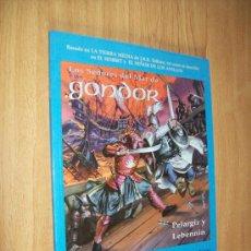 Juegos Antiguos: LIBRO DE ROL - LOS SEÑORES DEL MAR DE GONDOR - ED. JOC 1994 - RUSTICA. Lote 25336730