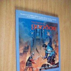 Juegos Antiguos: LIBRO DE ROL - LOS PUERTOS DE GONDOR - ED. JOC 1994 - RUSTICA. Lote 25336768