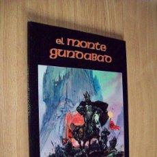 Juegos Antiguos: LIBRO DE ROL - EL MONTE DE GUNDABAO - ED. JOC 1995 - RUSTICA. Lote 25336949