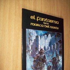 Juegos Antiguos: LIBRO DE ROL - EL FANTASMA DE LA MARCA DEL NORTE - ED. JOC 1996 - RUSTICA. Lote 25336982