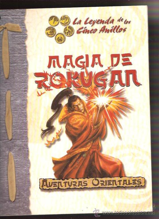 MAGIA DE ROKUGAN PDF