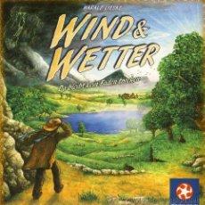 Juegos Antiguos: JUEGO DE MESA - WIND & WETTER. Lote 27848253