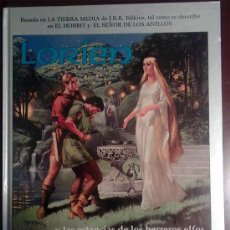 Juegos Antiguos: LORIEN - EXPANSIÓN JUEGO ROL DE EL SEÑOR DE LOS ANILLOS - JOC INTERNACIONAL. Lote 28354519