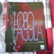 Juegos Antiguos: DEL LOBO Y EL AGUILA ¡MUY BUEN ESTADO! AVENTURA MUTANTES EN LA SOMBRA 2 JUEGO DE ROL LUDOTECNIA. Lote 98394330