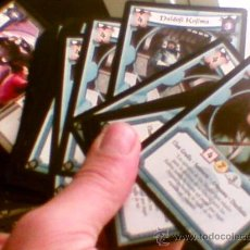 Juegos Antiguos: LOTE CARTAS ROL L5A L5R. Lote 29221320