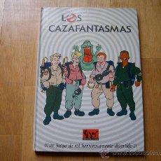Juegos Antiguos: LOS CAZAFANTASMAS - JUEGO DE ROL BÁSICO - JOC INTERNACIONAL - NUEVO. Lote 29288138