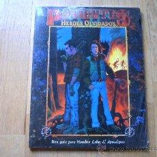 Juegos Antiguos: HOMBRE LOBO EL APOCALIPSIS - PARIENTES - JUEGO DE ROL - LA FACTORÍA 2009 1999 - PRECINTADO . Lote 29316258