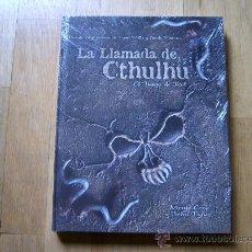 Juegos Antiguos: LA LLAMADA DE CTHULHU - EL JUEGO DE ROL SISTEMA D20 - LA FACTORÍA - PRECINTADO. Lote 100275238