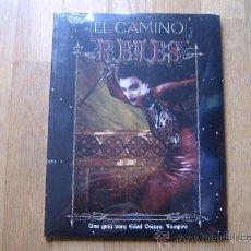Giochi Antichi: EDAD OSCURA: VAMPIRO - EL CAMINO DE LOS REYES - JUEGO DE ROL - LA FACTORIA - PRECINTADO. Lote 29411940