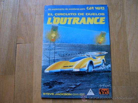 Circuito Jackson : El circuito de duelos l´outrance car wars j comprar juegos de