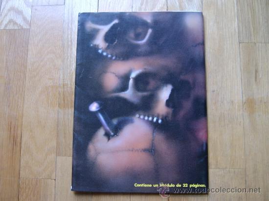 RAGNAROK - PANTALLA DEL DIRECTOR DE JUEGO - LUDOTECNIA 1993 - JUEGO DE ROL (Juguetes - Rol y Estrategia - Juegos de Rol)
