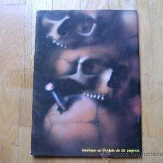 Juegos Antiguos: RAGNAROCK - PANTALLA DEL DIRECTOR DE JUEGO - LUDOTECNIA 1993 - JUEGO DE ROL. Lote 29654974