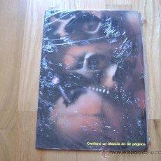 Juegos Antiguos: RAGNAROCK - PANTALLA DEL DIRECTOR DE JUEGO - LUDOTECNIA 1993 - JUEGO DE ROL - PRECINTADO. Lote 29655284