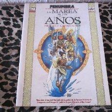 Juegos Antiguos: DUNGEONS & DRAGONS ROL RPG D&D LA MAREA DE LOS AÑOS PENUMBRA D20 SYSTEM. Lote 29691242