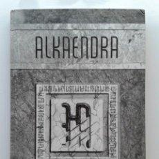 Juegos Antiguos: ALKAENDRA - LOS SUEÑOS PERDIDOS - FRANCISCO J. RIO LORDA - PUBLICADO POR ALKAENDRA. Lote 74314219