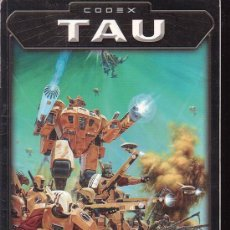Juegos Antiguos: CODEX TAU - EDITA : GAMES WORKSHOP. Lote 29754396