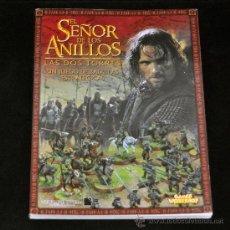Juegos Antiguos: GUIA EL SEÑOR DE LOS ANILLOS GAMES WORKSHOP WARHAMMER 160 PAGINAS A TODO COLOR. Lote 29809708