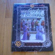 Juegos Antiguos: LA LEYENDA DE LOS CINCO ANILLOS - LA CORTE DE INVIERNO - JUEGO ROL - LA FACTORÍA - PRECINTADO. Lote 30198759