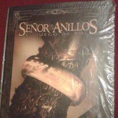 Juegos Antiguos: EL SEÑOR DE LOS ANILLOS JUEGO DE ROL LIBRO BASICO PRECINTADO. Lote 30480891