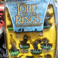 Alte Spiele - THE LORD OF THE RINGS, TRADEABLE MINIATURES GAME - 30529623