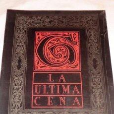 Juegos Antiguos: LA ULTIMA CENA - VAMPIRO LA MASCARADA - ROL - LA FACTORIA. Lote 30958116