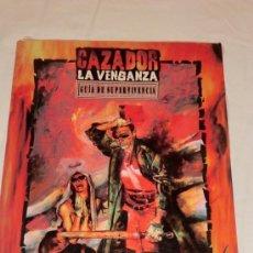 Juegos Antiguos: CAZADOR LA VENGANZA - GUIA DE SUPERVIVENCIA - ROL - LA FACTORIA. Lote 30958407