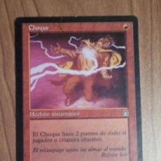Juegos Antiguos: CARTA SUELTA MAGIC (CHOQUE) LA DE LA FOTO. Lote 31528541