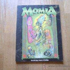 Giochi Antichi: MUNDO DE TINIEBLAS - MOMIA - JUEGO DE ROL - LA FACTORIA 1998. Lote 32081541