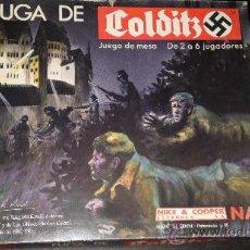 Juegos Antiguos: LA FUGA DE COLDITZ -CAJA LILA-. NAC.. Lote 32283546